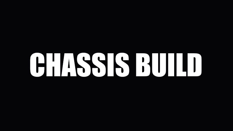 Chassis-build