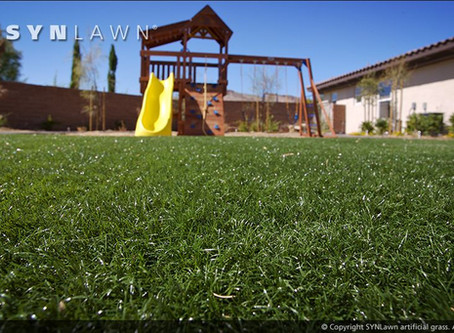 SYNLawn of Northeast Ohio Keeps Summit County Children Safe with Non-Abrasive Flooring for Playsets