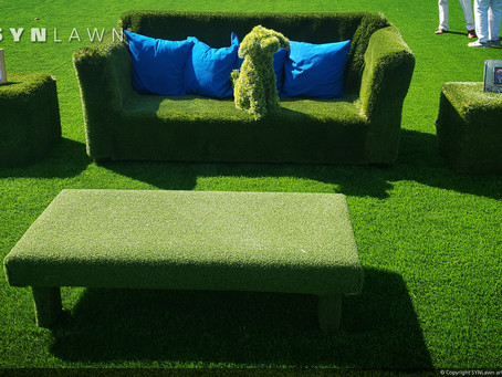 SYNLawn of Northeast Ohio Wins Prestigious Award for Pet-Friendly Artificial Grass in Beachwood