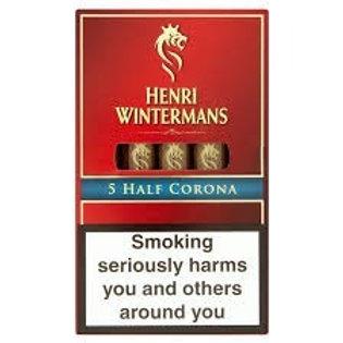 Cigarros en cajas x5 Henri Wintermans Half Corona