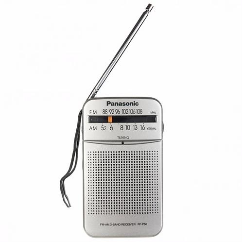 RADIO PORTATIL PANASONIC RF-P50GC9-S