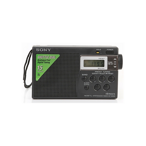 SONY Radio Digital FM/AM