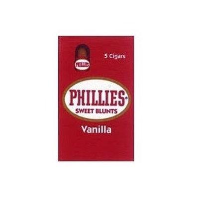 Cigarros en cajas x 5 Phillies Blunt Vainilla
