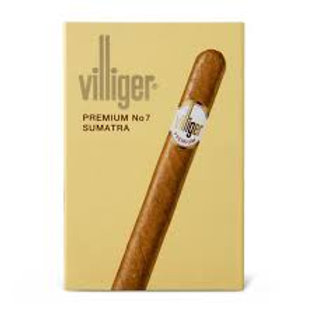 Cigarros Villiger Premium Sumatra_N°7 x 5