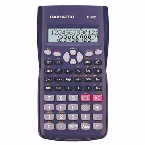 Calculadora Científica Daihatsu Dx 82