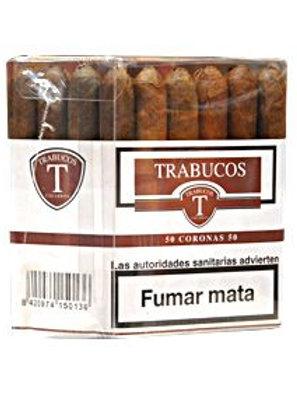 Cigarros Trabucos Coronas x 50