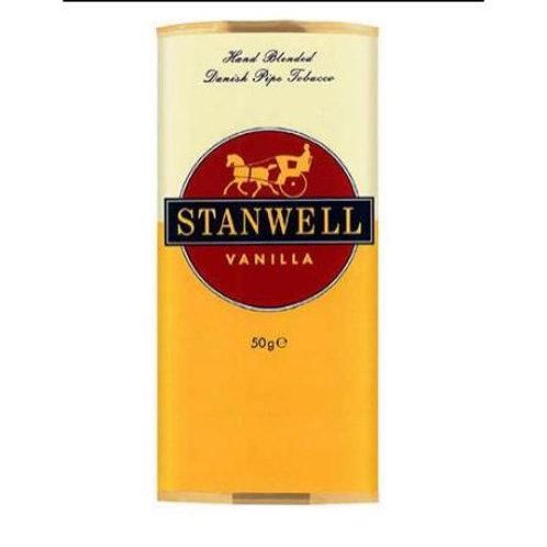 Tabaco para pipa Stanwell Vainilla