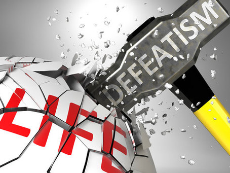 From Defeat to Desire to Decision