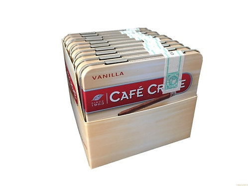 Café Creme Vainilla x 10