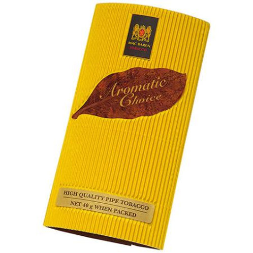 Tabaco para pipa Mc Baren  Aromatic Choice