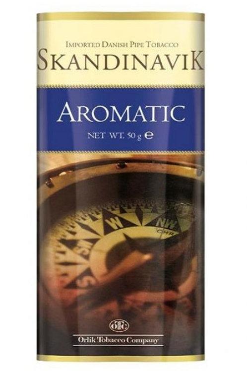 Tabaco para pipa Skandinavik Aromatic – regular - Vainilla