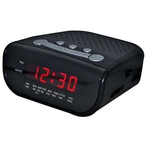 RADIO RELOJ DESPERTADOR DAZA DZCR-833