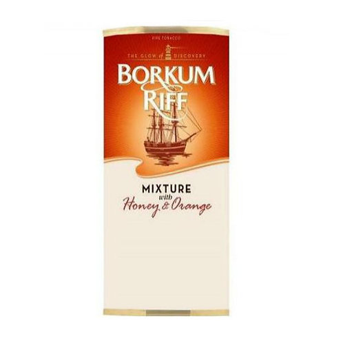 Tabacos para pipa Borkum Riff Honey & Orange