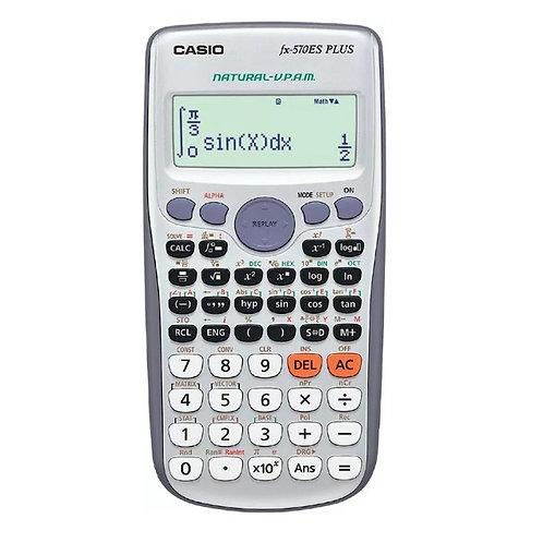 Calculadora Tecno Cientifica Casio Fx570es Plus