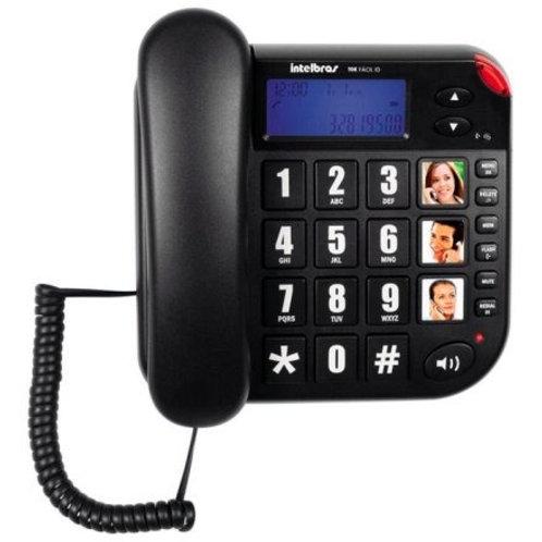 Teléfono con botones grandes