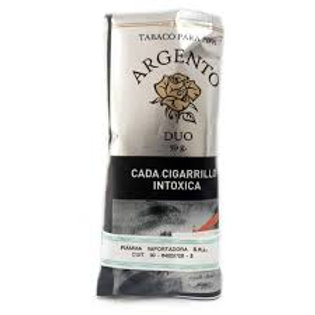 Tabaco para pipa Argento Duo