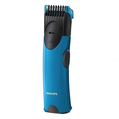 Maquina Corta Barba A Pilas Philips Bt1000/15