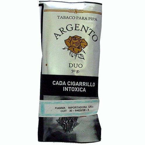 Tabaco para pipa Argento Duo por 30grs
