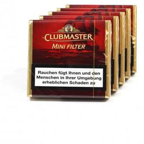 Club Master Mini Filter x 20 Vainilla