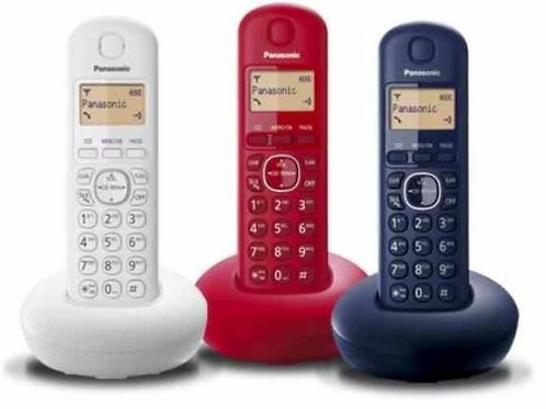 TELÉFONO INALÁMBRICO DIGITAL PANASONIC Tgb210