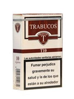 Cigarros Trabucos T-10 x 10 unidades