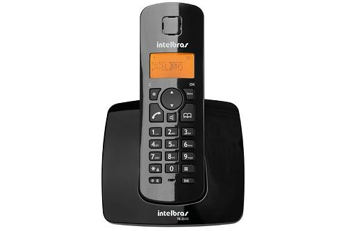 TELÉFONO INALÁMBRICO INTELBRAS TS 3520 ID LLAMADAS MANOS LIBRES DETEC