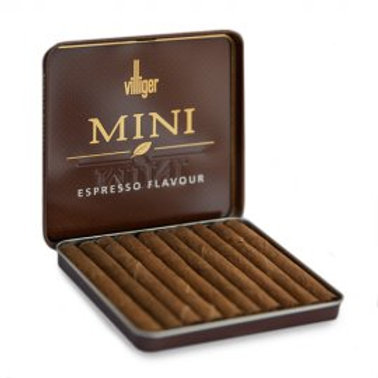 Villinger Mini x 10 Expresso Flavour