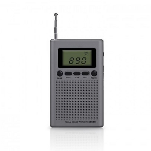 RADIO AM-FM DIGIL DAZA DZST840GY