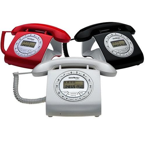 TELEFONO RETRO INTELBRAS MODELO TC-8312