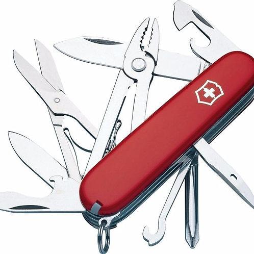 Corta Pluma Victorinox Deluxe Tinker Red 17 Usos 23131