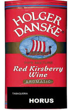Tabacos para pipa Holger Danske Red Kirsberry
