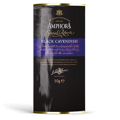 Tabaco para Pipa Amphora black Cavendish