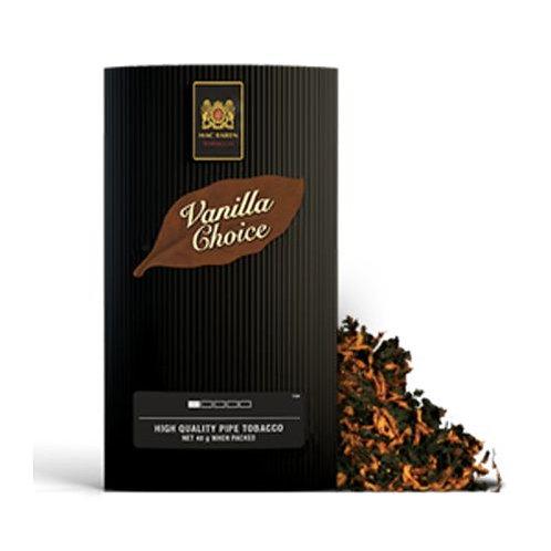 Tabaco para pipa Mc Baren  Vanilla Choice