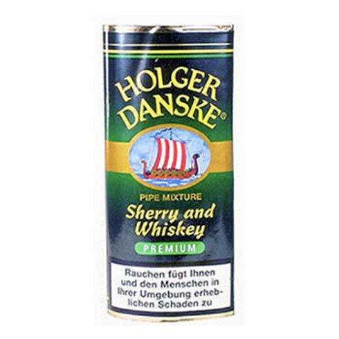 Tabacos para pipa Holger Danske Sherry Whiskey