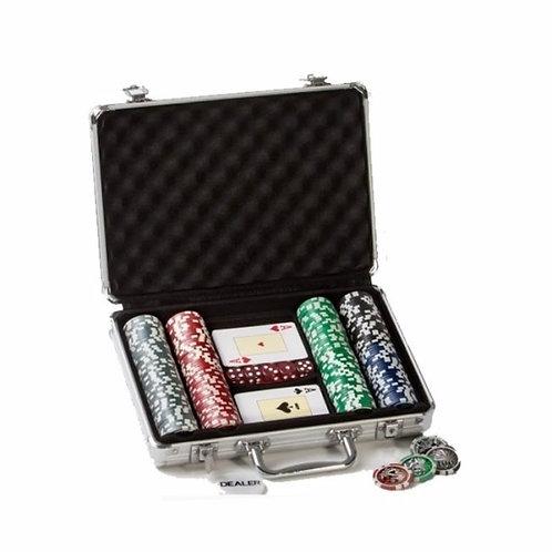 Fichero De Poker Valija De Aluminio X200