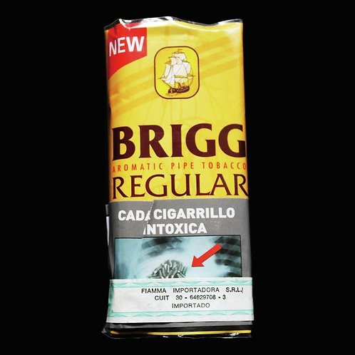 Tabacos para pipa Planta Brigg Regular