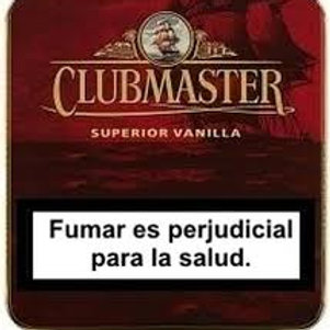 Club Master superior Vainilla y Sumatra X 10