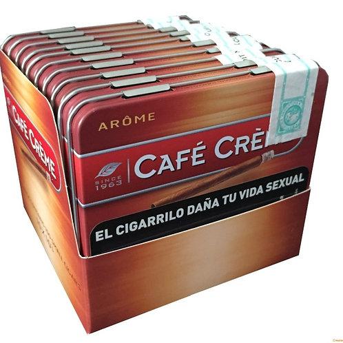 Cafe creme aromatico