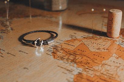 The Compass - Adirondack Brown