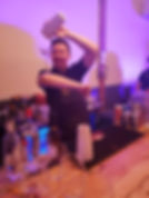 flair bartender toronto