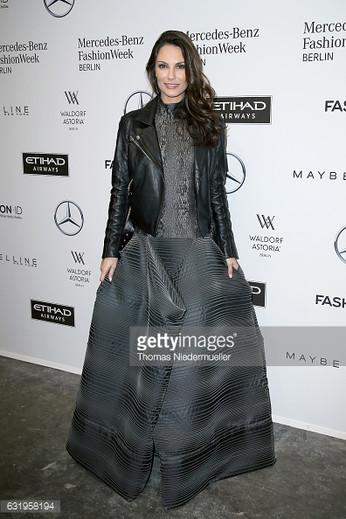 Fashion Show Leonie Mergen AW2017