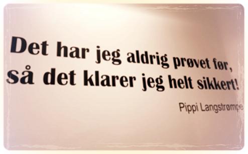 Find din indre Pippi