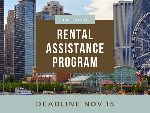 Extended rental assistance