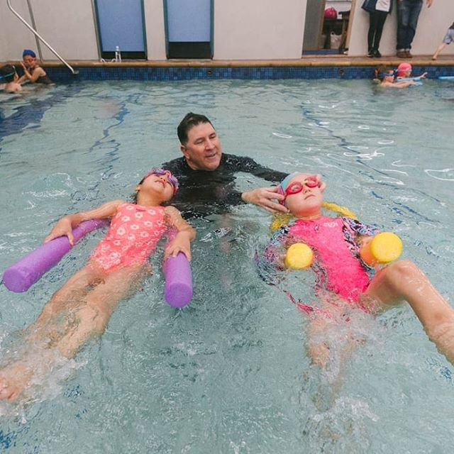 Kicking into the weekend _hawthornswimclinic _#iswimatmarystreet #learntoswim #swimminglessons #kids