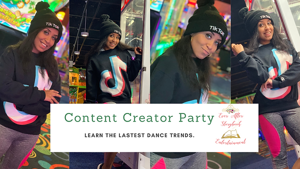 Content Creator Party