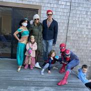 Spider-Hero Birthday