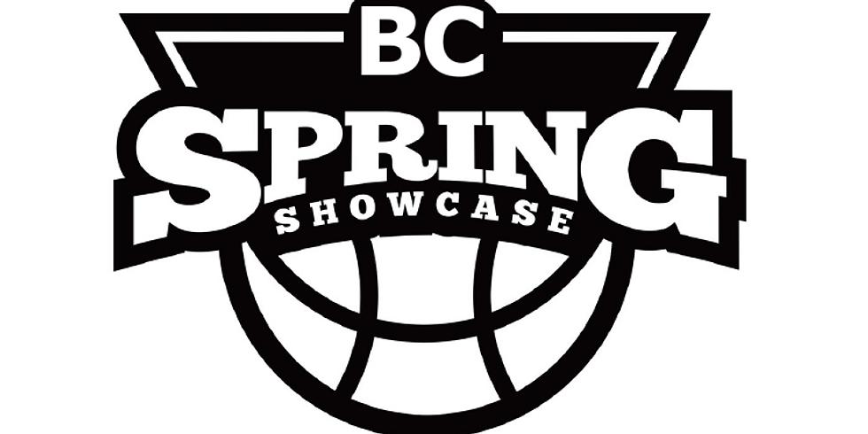 BC Spring Showcase