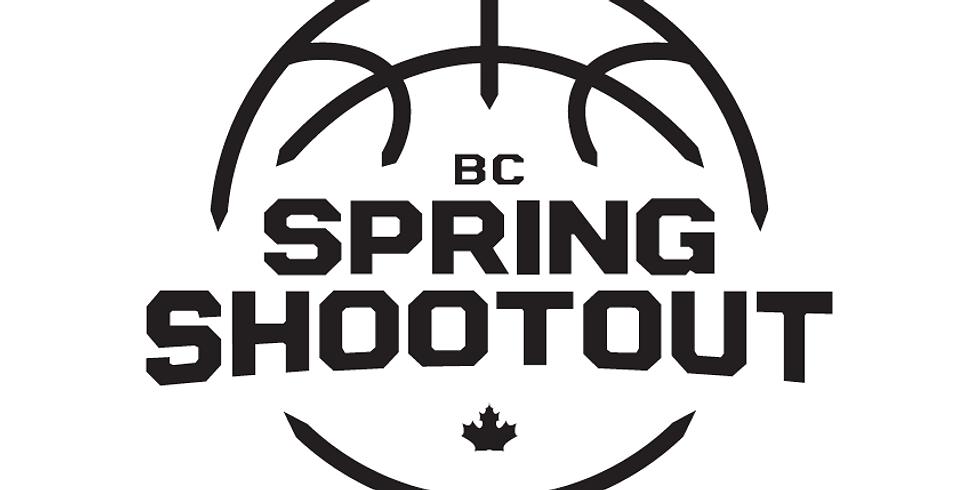 BC Spring Shootout