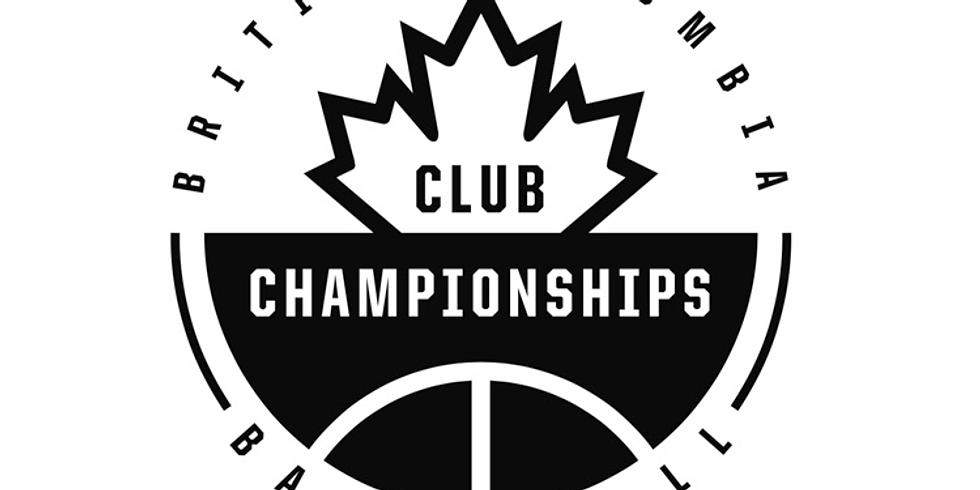 BC Youth Club Championships