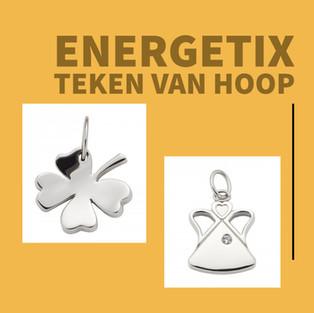 Energetix juwelen - een teken van hoop